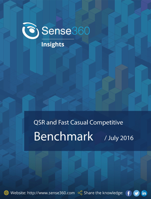 QSR National Benchmark – July 2016