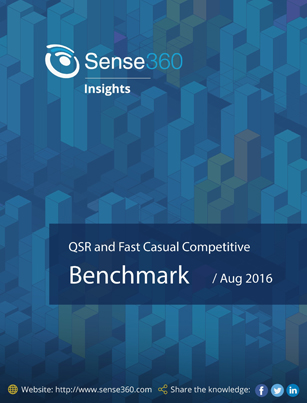 QSR National Benchmark – August 2016